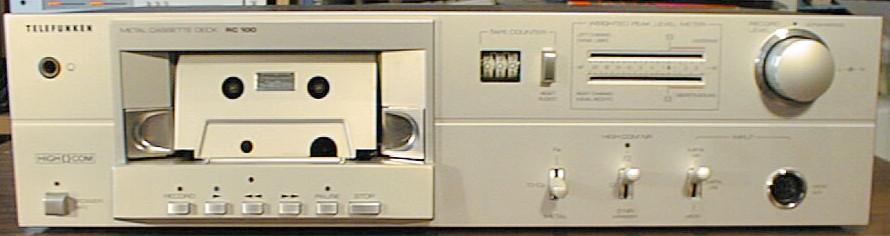 Telefunken Collection - RC 100