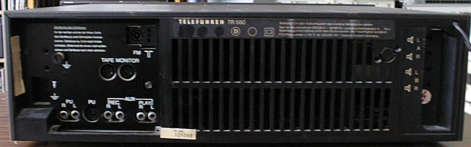 Telefunken Collection Tr 550